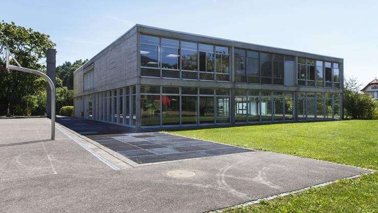 Die Betonstruktur des Schulhauses ist laut Architekten gut, und nach der Sanierung hält der Bau wieder für eine Generation.