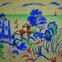 """Die Werke aus der Gurlitt-Erbschaft können im Kunstmuseum Bern ab dem 1. November in der Ausstellung """"Bestandesaufnahme Gurlitt. Entartete Kunst - Beschlagnahmt und verkauft"""" bestaunt werden. (Handout)"""