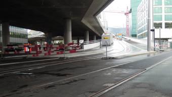 Die letzte Meile der Baustelle Hardbrücke ist angebrochen