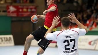 Derzeit der beste Schweizer Handballer: Andy Schmid