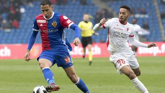 Geholt als dritte Nummer 1 in der Innenverteidigung, konnte Léo Lacroix seit seinem leihweisen Transfer zum FC Basel nie restlos überzeugen.