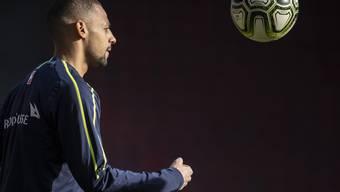 Wohin führt ihn sein Weg? Djibril Sow beim Training mit der Schweizer Nationalmannschaft. Noch ist er nicht Stammspieler – doch das wird sich ändern.