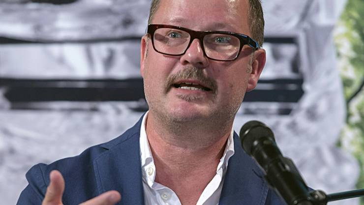 Intendant Andreas Beck verlässt das Theater Basel 2020 (Archivbild).