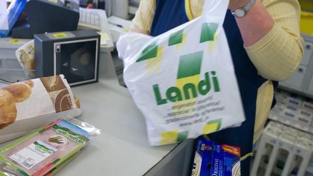 Landi-Läden weiteten das Verkaufsvolumen um 11 Prozent aus (Archiv)