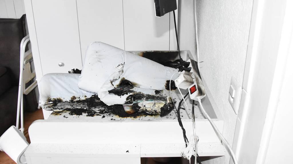 Föhn zum Heizen genutzt: Mann erleidet Rauchgasvergiftung