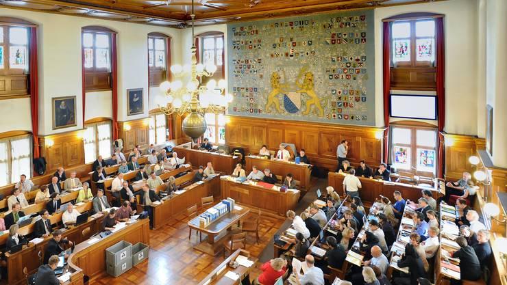 Aufgrund der Platzverhältnisse im Rathaus findet die Sitzung des Zürcher Gemeinderats nicht statt. (Archivbild)