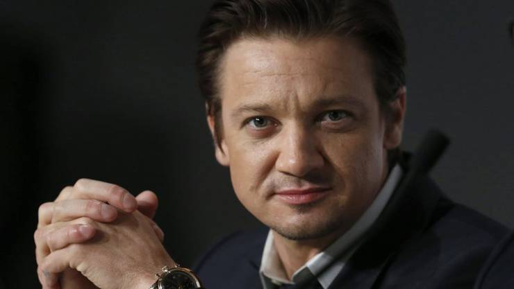 Jeremy Renner am Filmfestival in Cannes 2013 (Archiv)