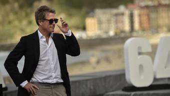 Auf Spanien folgt die Schweiz: Nach seinem Besuch des Filmfestivals im spanischen San Sebastián reist Hugh Grant am Dienstag nach Zürich.