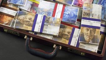 Vor zehn Jahren gab die Schweiz das steuerliche Bankgeheimnis frei. (Symbolbild)
