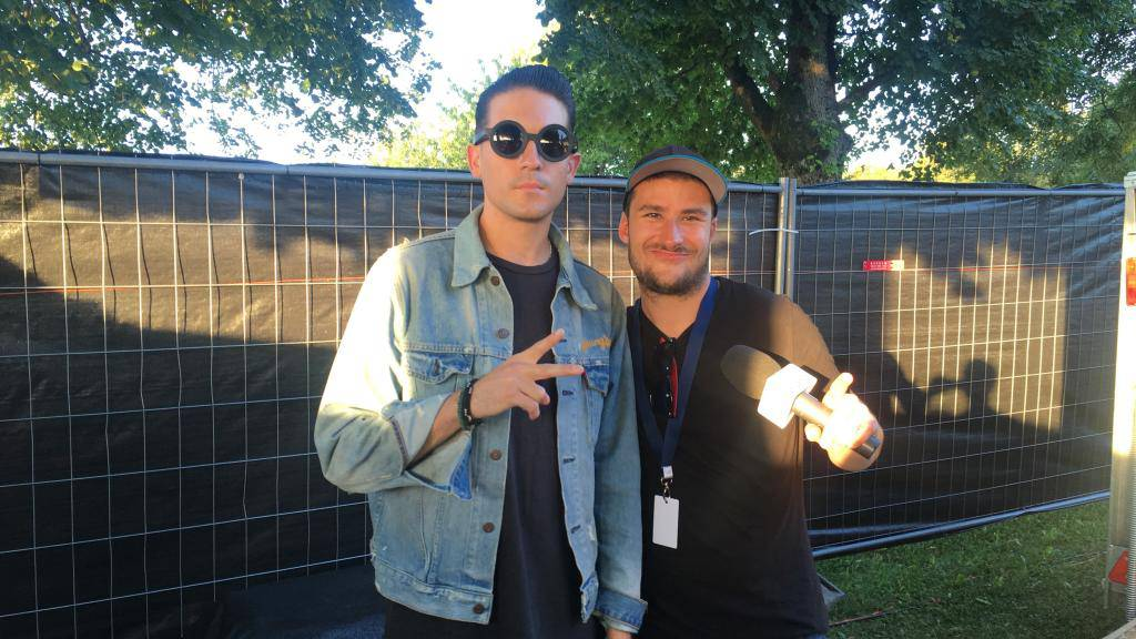 Open Air Frauenfeld: G-Eazy, Cardi B, Travis Scott, u.v.m.