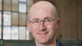 Architektur-Dozent Peter Jenni