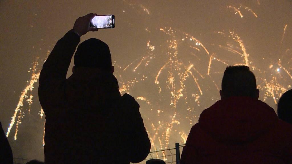 Klimaneutrales Silvester: So feierte Zürich
