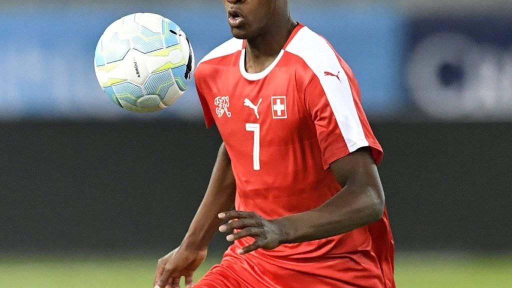 Ehrentor ohne Wert: Die Schweiz verliert in Norwegen trotz des Treffers von Edimilson Fernandes 1:2