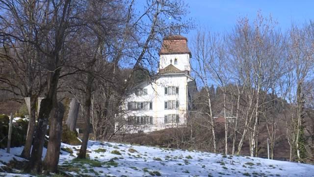 Schloss Rümlingen steht zum Verkauf