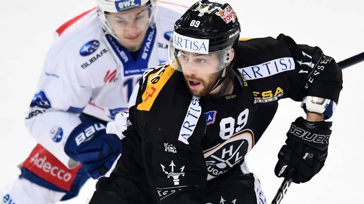 Der HC Lugano fand den Kanadier kurz vor Transferschluss auf dem Wühltisch der Restposten und wurde vom schwedischen Erstligisten Lulea ausgeliehen. Ein echter Glücksgriff. Der flinke Verteidiger ist offensiv kreativ und defensiv zuverlässig.