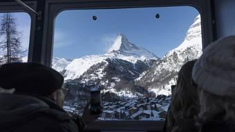 Die Gornergrat Bahn bestellt fünf Triebzüge beim Thurgauer Eisenbahnhersteller Stadler Rail für 45 Millionen Franken. (Archiv)