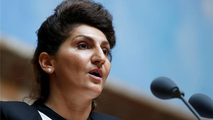 Sieht Handlungsbedarf: Die kurdischstämmige Basta-Nationalrätin Sibel Arslan setzt sich für Migranten ein.
