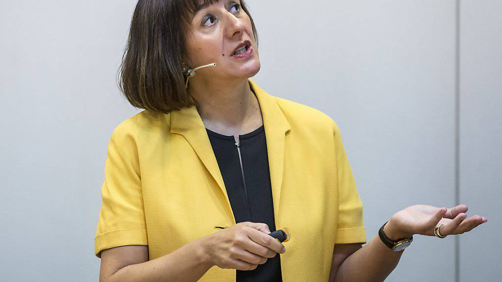 Die frühere Alpin-Chefin Jasmin Staiblin ist seit diesem Jahr im Verwaltungsrat der Zürich Versicherung. (Archivbild)