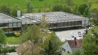 Ort des Geschehens: Schulanlage Brühl in Mümliswil.