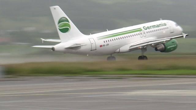 Neue Fluggesellschaft in Bern