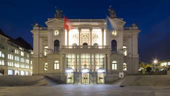 Das Operhaus Zürich wird unter anderem auch mit Aargauer Steuergeldern untersützt.