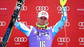 Alexis Pinturault gewinnt die Super-Kombination in Kitzbühel