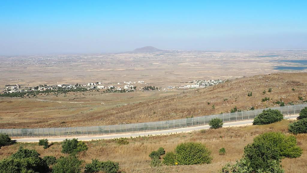 Israelische Luftangriffe in Syrien - Drei Tote