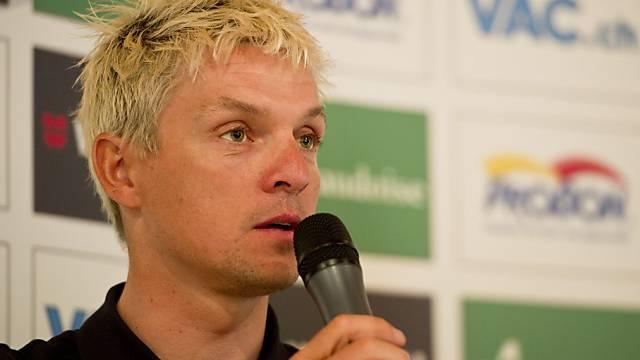 Bert Grabsch erklärte seinen Rücktritt vom Profi-Radsport.