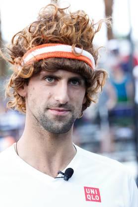 Parodierte Will Ferrell: Novak Djokovic.
