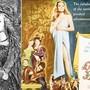 Hat Pinturicchio hier im Vatikan Lucrezia Borgia porträtiert? Sicher ist es nicht. (Bild links)