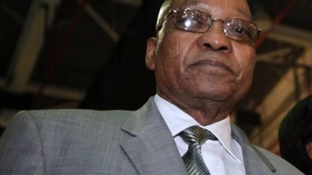 Jacob Zuma will Gespräche mit den Gewerkschaften (Archiv)