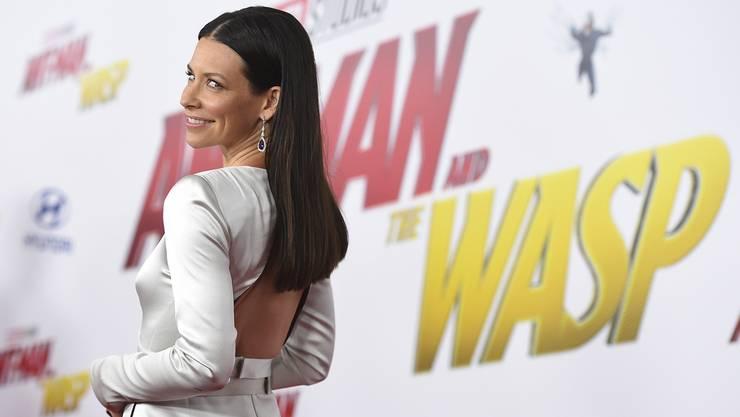 Evangeline Lilly ist zurück auf der Kinoleinwand.