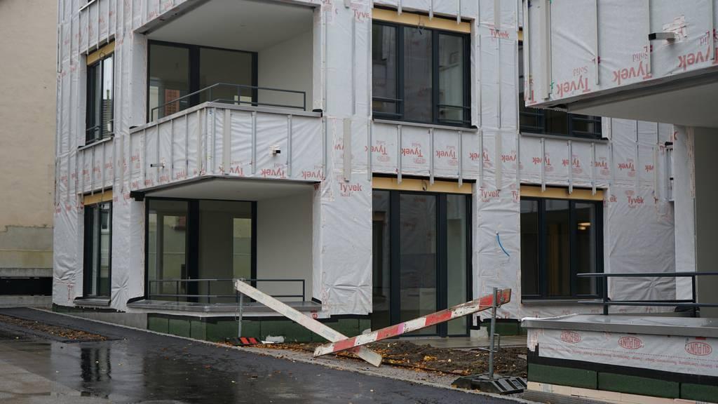 Diese Mieter leben in einem Haus ohne Fassade