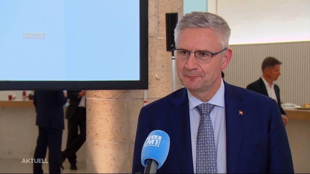 Umgang mit Corona entfacht internen Streit bei der Aargauer SVP