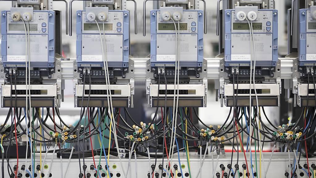 Der Zuger Stromzählerhersteller Landis+Gyr hat im letzten Geschäftsjahr einen Verlust erlitten. (Archivaufnahme)