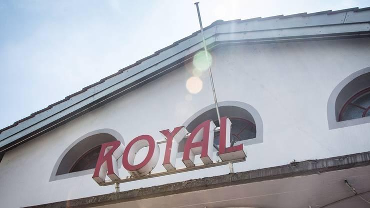 Genau vor drei Jahren startete der Kulturbetrieb im Royal. Archiv Az