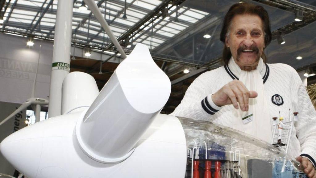 Designer Luigi Colani im Alter von 91 Jahren gestorben
