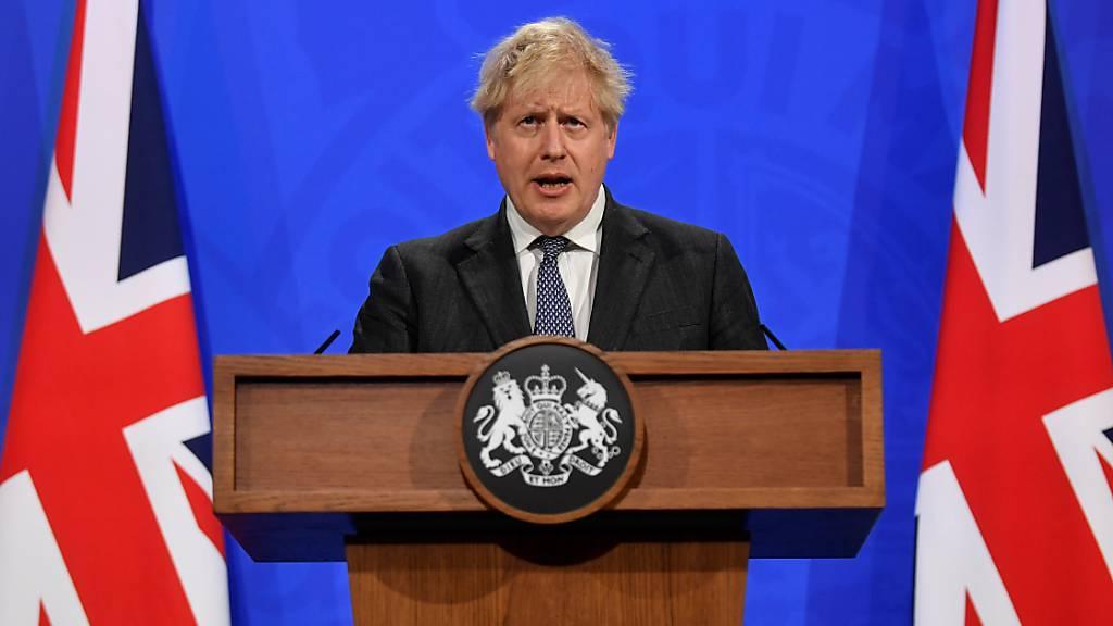 Nach Lobby-SMS an Johnson: Britische Opposition fordert Untersuchung