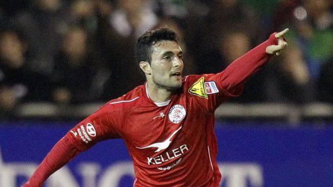 Luca Radice spielte siebeneinhalb Jahre in Winterthur, jetzt wechselt er nach Aarau.
