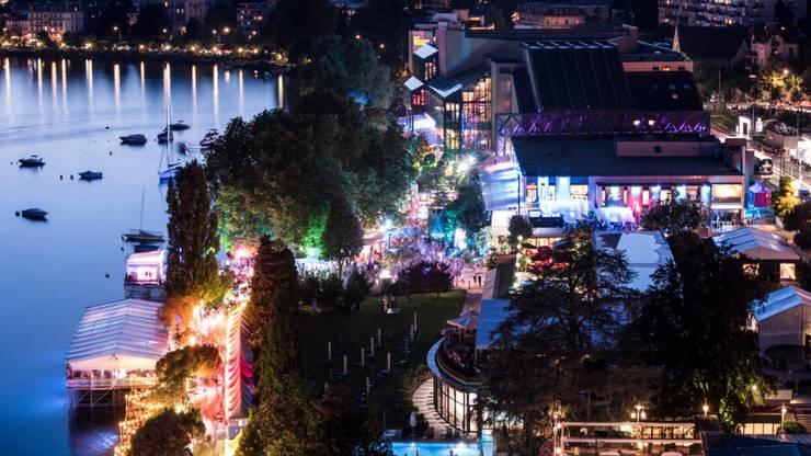 Normalerweise vibriert die Stadt beim Jazz-Festival 16 Tage lang in einem anderen Rhythmus. Copyright: Emilien Itim/FFMJ