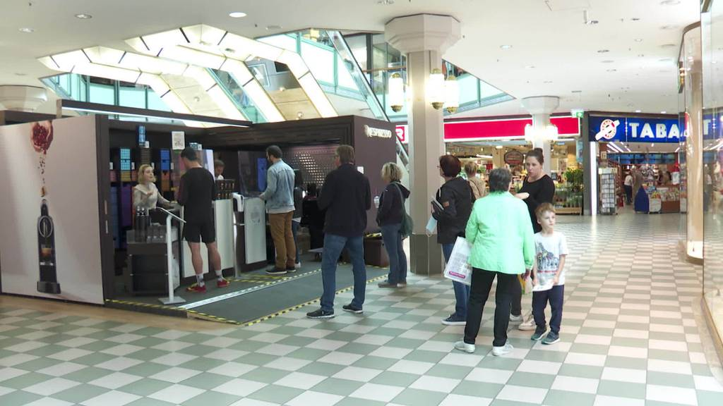 Grenzöffnung: Ab heute dürfen Schweizer im Ausland einkaufen