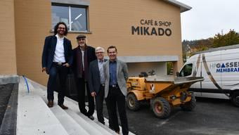 Neueröffnung Mikado