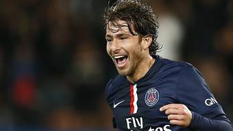 Allen Grund zur Freude: Maxwell von Paris St-Germain