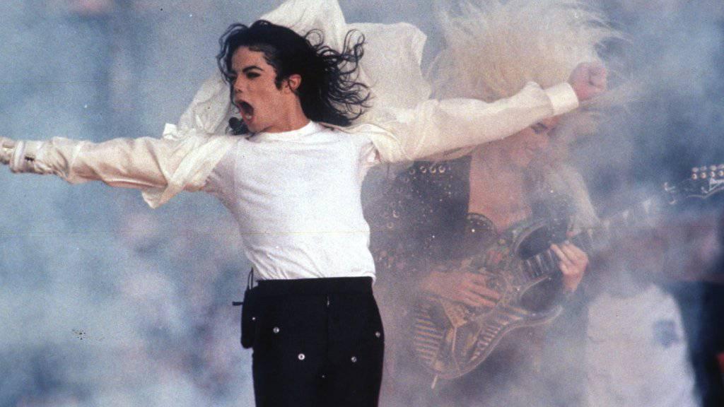 Bald soll es am New Yorker Broadway ein Musical über das Leben der Musik-Ikone Michael Jackson geben. (Archivbild)