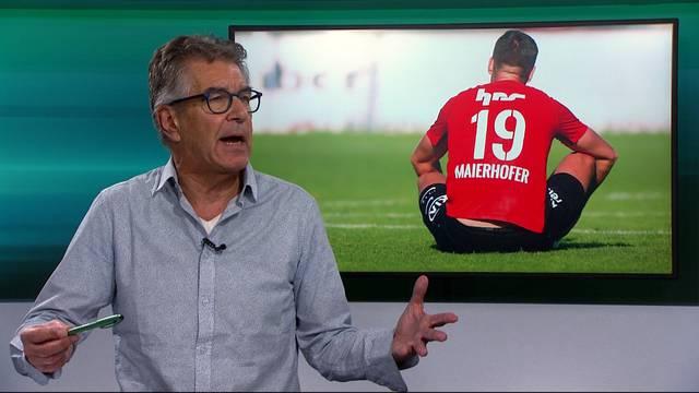 FCA-Talk: «Wenn es ein Angebot für Maierhofer gibt, muss es der FC Aarau annehmen»