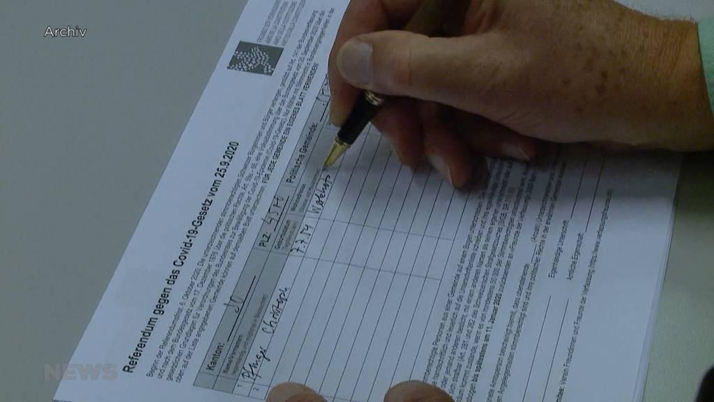 Abstimmungsvorschau: Wird das Covid-19-Gesetz am 13. Juni angenommen oder abgelehnt?