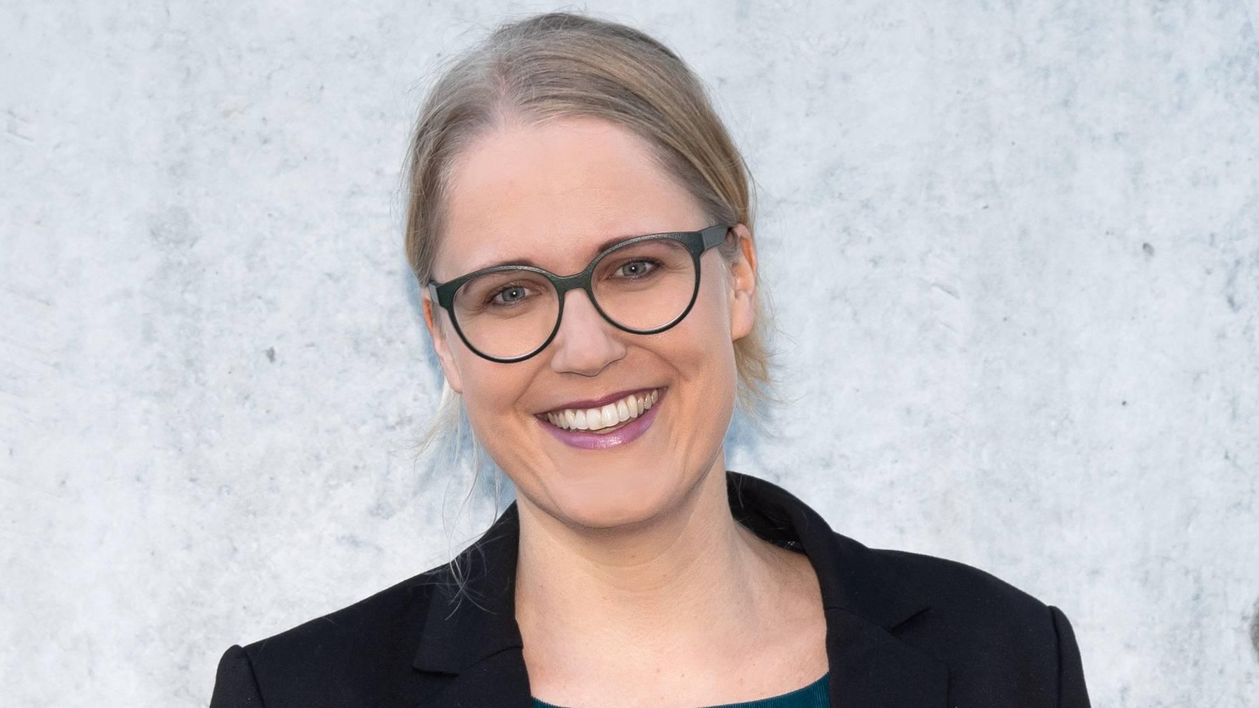 Die 37-jährige Tina Meyer wohnt in Ennetmoos und war vorher beim Krienser Unternehmen ratio AG Mitglied der Geschäftsleitung.