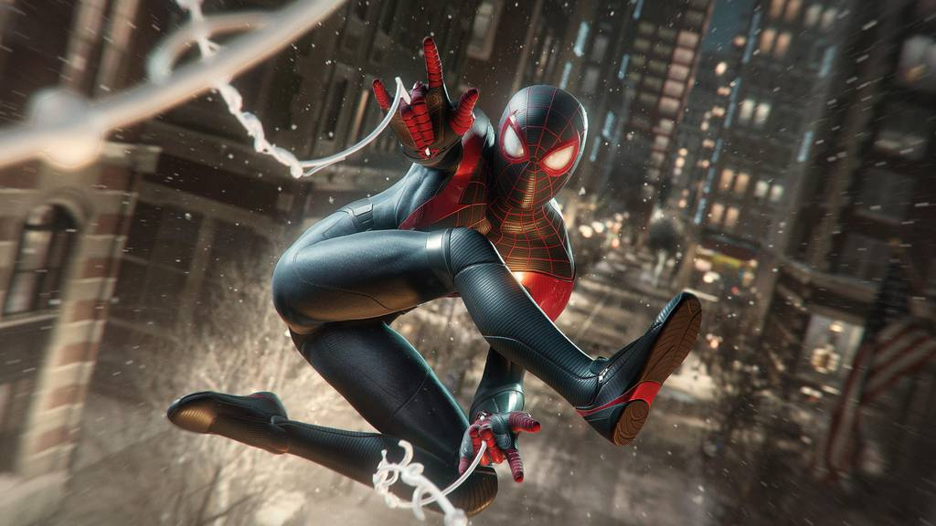 Marvel's Spider-Man: Miles Morales - Jetzt kämpft der Lehrling