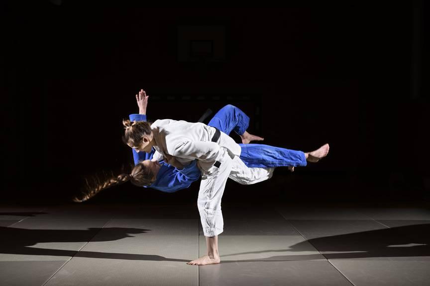 Die besten Schweizer Judokas messen sich am Wochenende in St.Gallen. (Symbolbild: iStock)