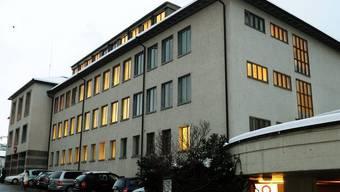 Blick auf das Horgener Bezirksgericht (Archiv)